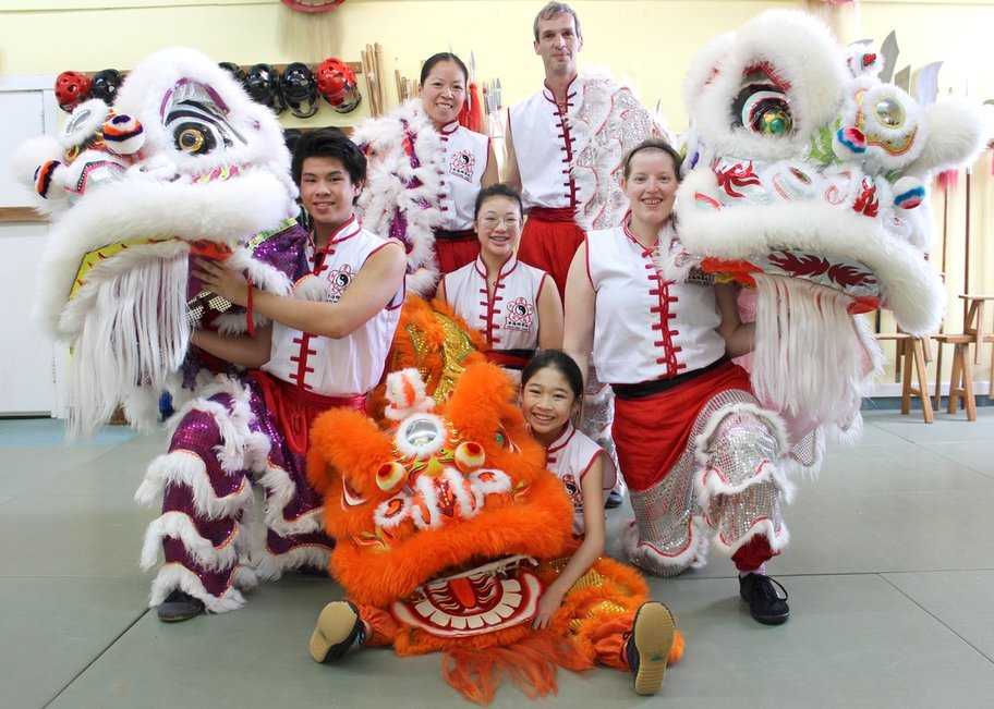 Lion Dance Group